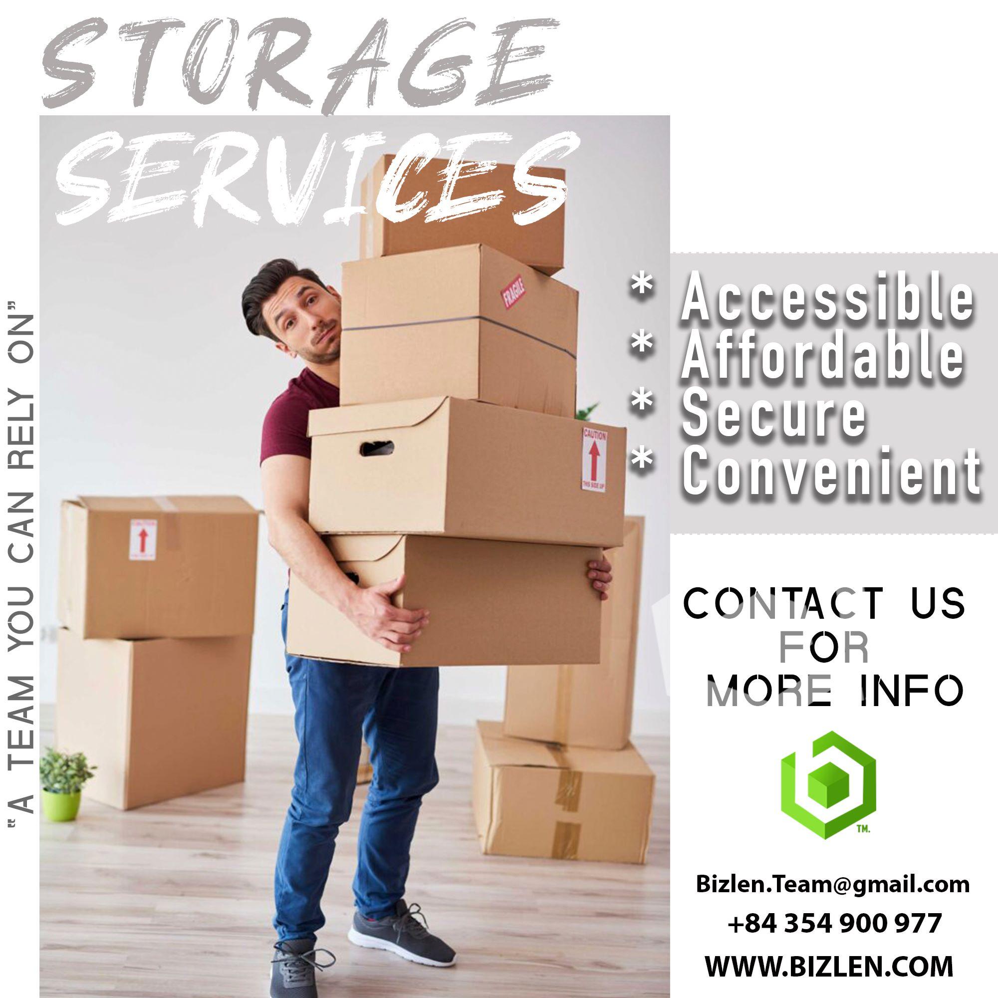 Storage services in Da Nang