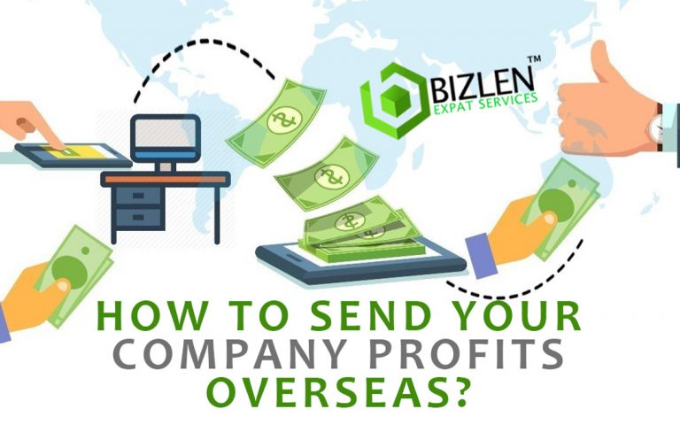 HOW TO SEND PROFITS ABROAD?