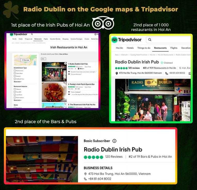 Radio Dublin Reviews